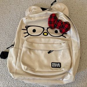 Hello Kitty Nerd Face backpack